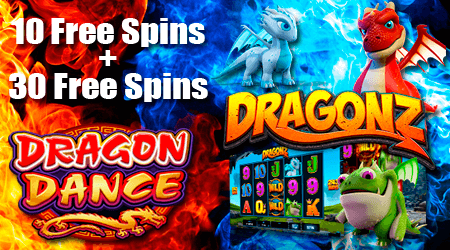 40 Free Spins | Dragon Slot-machines