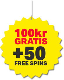 50 Free Spins - Mobilautomaten