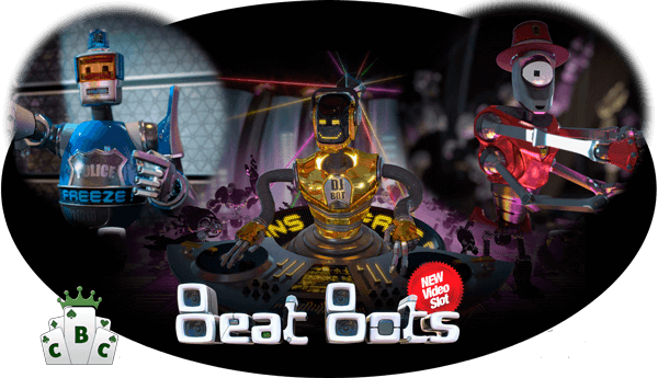 Beat Bots Video Slot