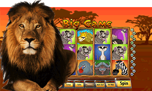 Big Game Video Slot