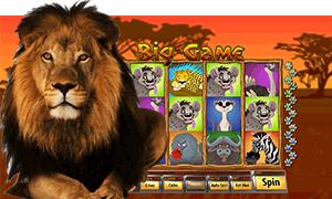Big Game Video Slot