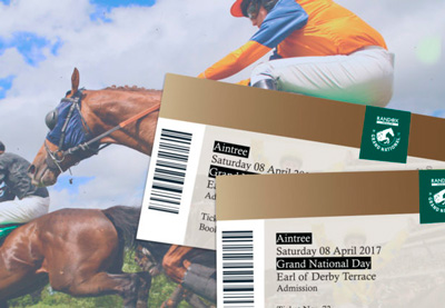 Free Tickets Grand National 2017