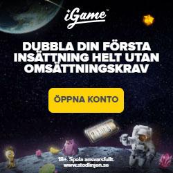 iGame.com - Exclusive 450 Spins Percuma