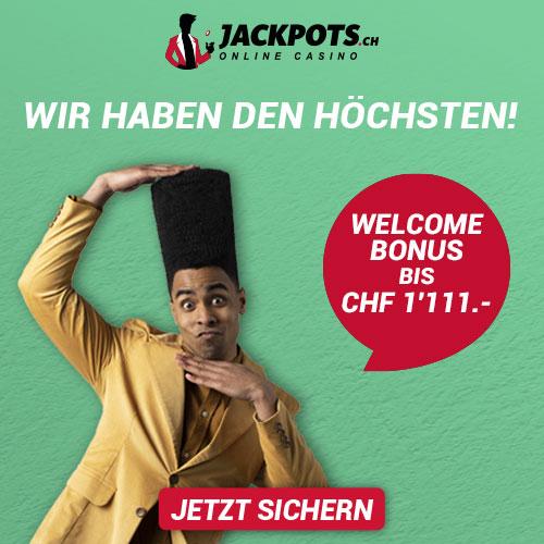 Erfahren Sie mehr über JackPots.ch