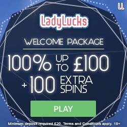 www.LadyLucks.co.uk