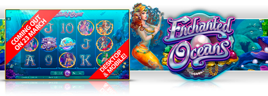 Nytt spel: Enchanted Oceans
