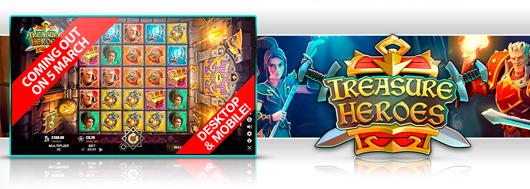 Нова игра: Херои на богатство