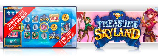 Нова игра: Treasure Skyland™
