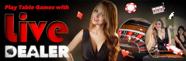 Live Casino | Available on Download and Instant Play platforms