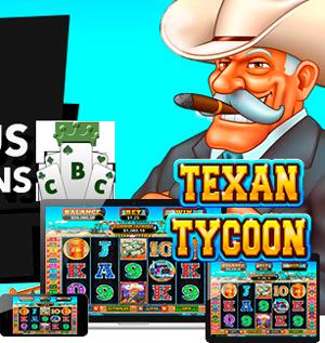Texan Tycoon Video Slot