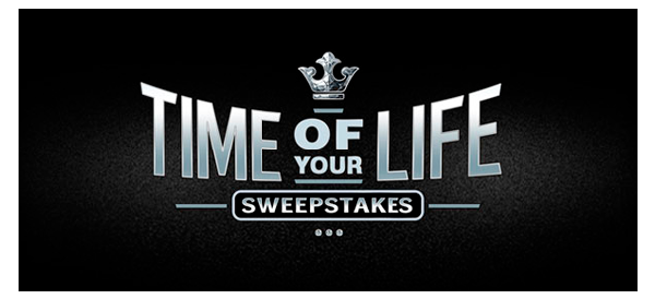 Time of your Life - Juli-Aktion