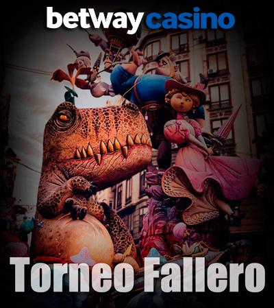 Torneo Fallero Betway Casino España
