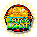 LotsaLoot 3-Rolle - Microgaming