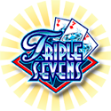 Triple 7s Progressive Blackjack - Microgaming