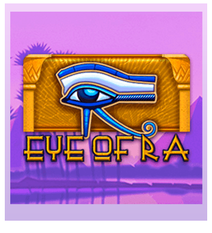 Eye of Ra brought to you by Amanet (Amatic)