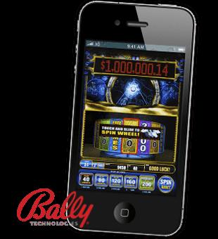 Golden Faraoh นำเสนอโดย Bally Technologies