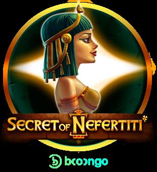 ความลับของ Nefertiti นำเสนอโดย Booongo