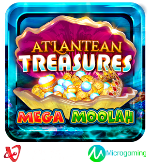 Atlantean Treasures brakt til deg av Microgaming