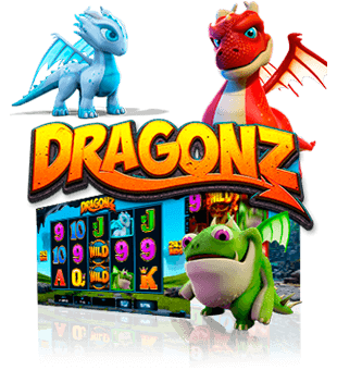 Dragonz offered by Microgaming