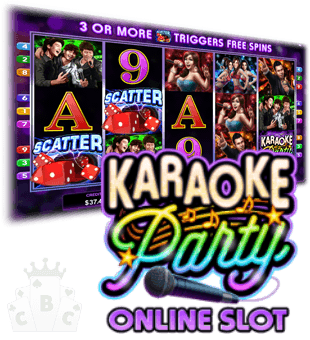 Karaoke Party brought to you by Microgaming