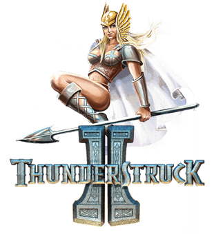 Thunderstruck II offered by Microgaming