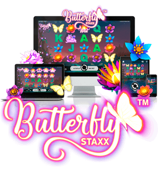Butterfly Staxx นำเสนอโดย Net Entertainment