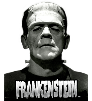 Frankenstein brought to you by Net Entertainment