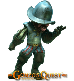 Gonzo's Quest brought to you by Net Entertainment