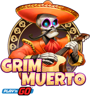Grim Muerto offered by Play'n GO