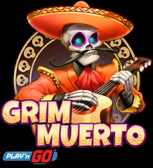 Grim Muerto vám prináša Play'n GO
