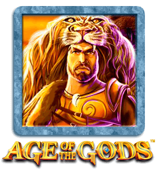 Age of the Gods brought to you by Playtech