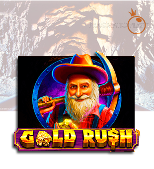 Gold Rush brought to you by Pragmatic Play