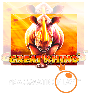 Great Rhino leiddi þig til Pragmatic Play