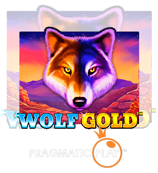 Wolf Gold offerto da Pragmatic Play