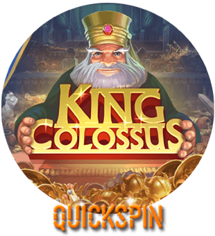 King Colossus brought to you by Quickspin