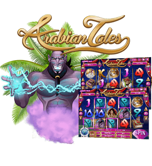 Arabian Tales erbjuds av Rival Powered