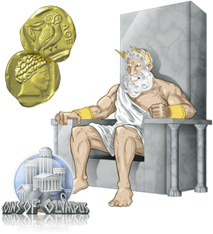 Coins of Olympus offered by Rival