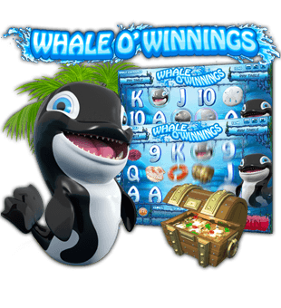 Whale O'Winnings offered by Rival