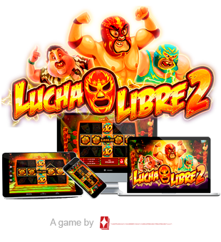 Lucha Libre 2 brought to you by Realtime Gaming