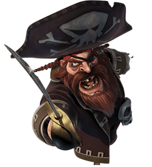 Pirate Isle ti ha portato al gioco Realtime Gaming