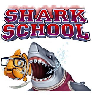 Shark School offered by Realtime Gaming