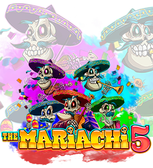 The Mariachi 5 ви донесе от Realtime Gaming