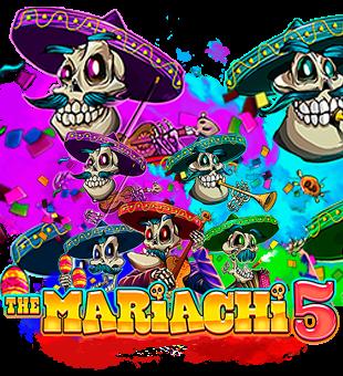 O Mariachi 5 trazido a você pela Realtime Gaming