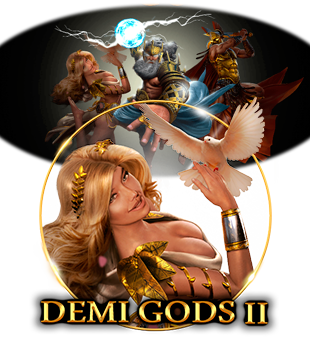 Demi Gods II brought to you by Spinomenal