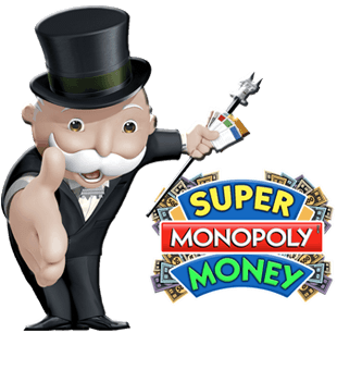Super Monopoly Money offered by WMS