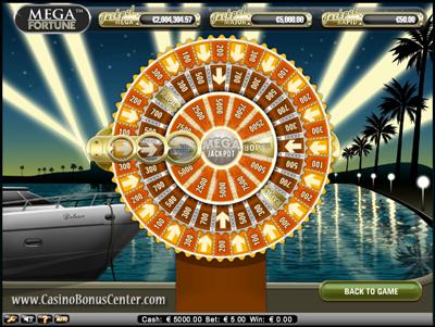 Mega Fortune - NetEnt Slot