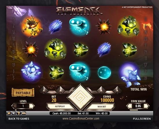 Elements Svreen 2