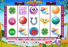 Lucky Pants Bingo Slots