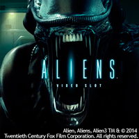 NetEnt launches the long awaited Aliens Casino Slot Game