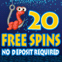 20 Free Spins on Fish Party